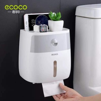 HỘP GIẤY VỆ SINH CAO CẤP ECOCO
